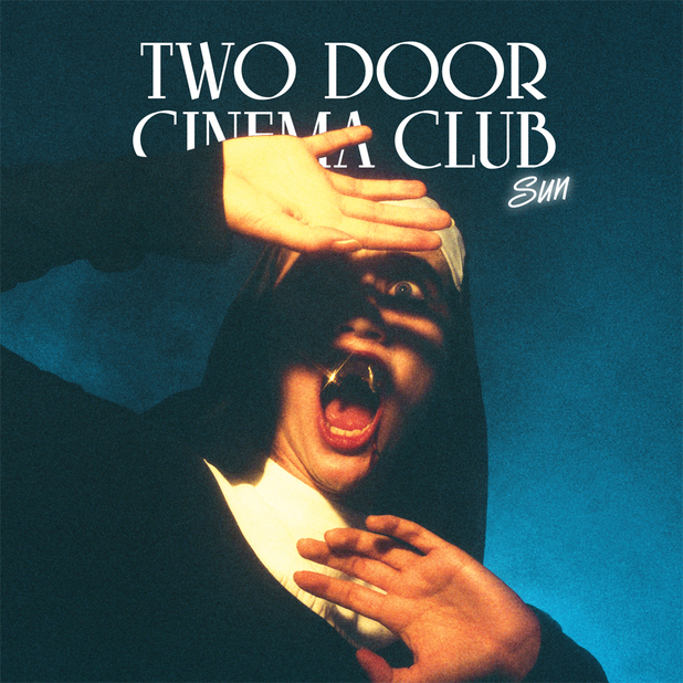 Two Door Cinema Club 'Sun' single artwork.