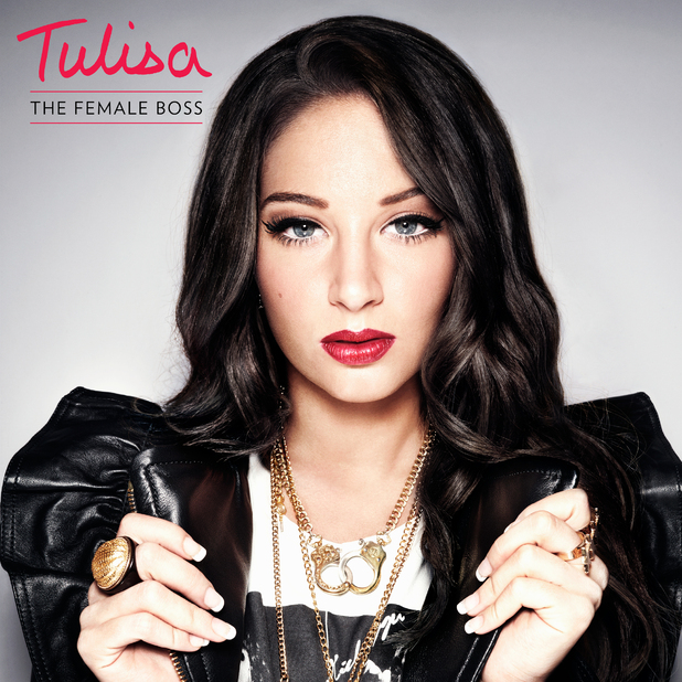 Tulisa 'The Female Boss' artwork