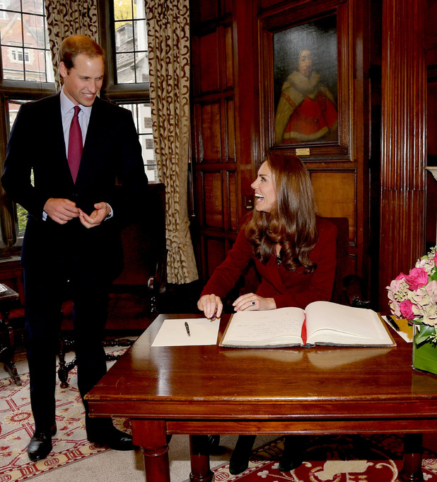 Duchess of Cambridge, Prince William, Middle Temple