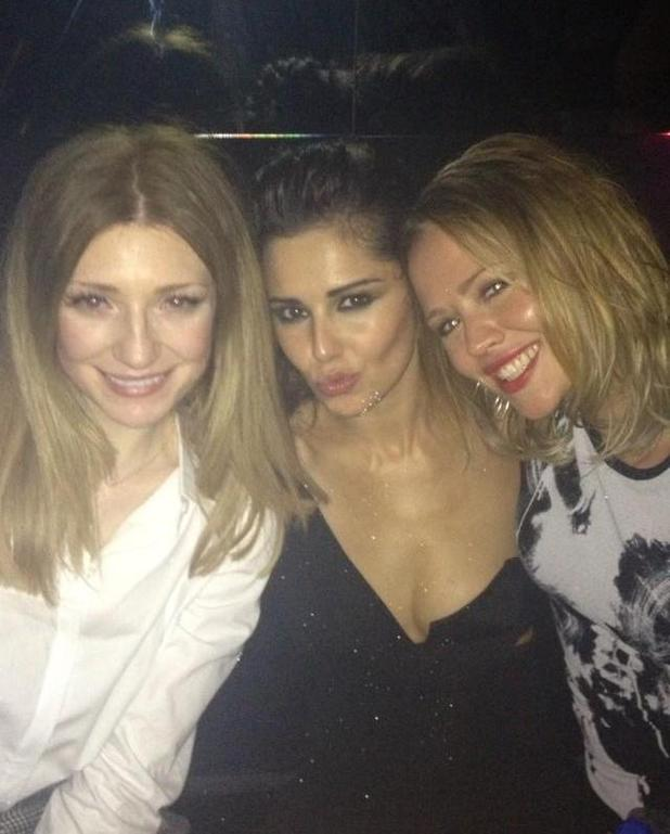 Nicola Roberts, Cheryl Cole, Kimberley Walsh