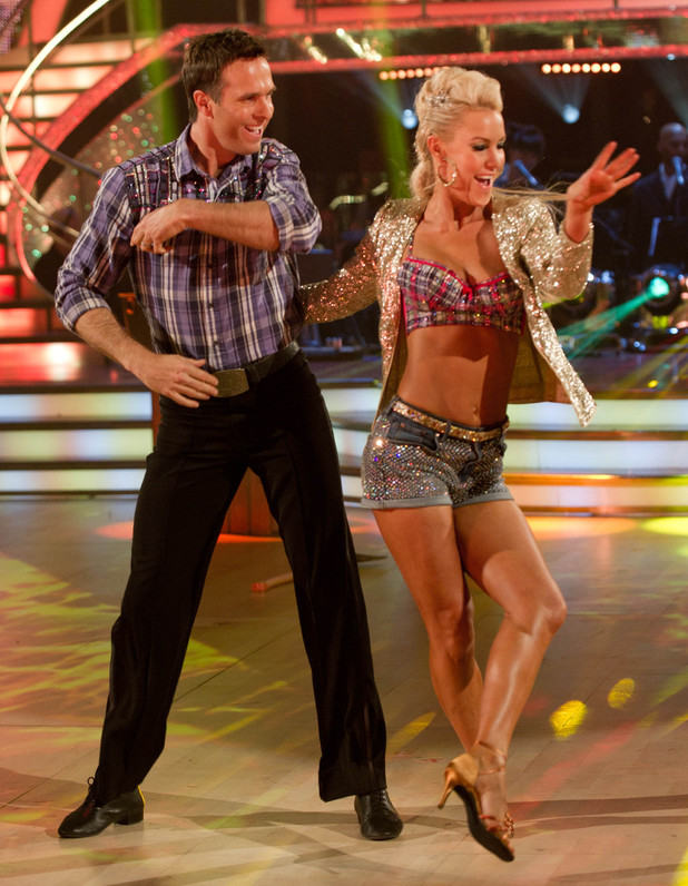 Strictly Come Dancing Week 2: Michael and Natalie