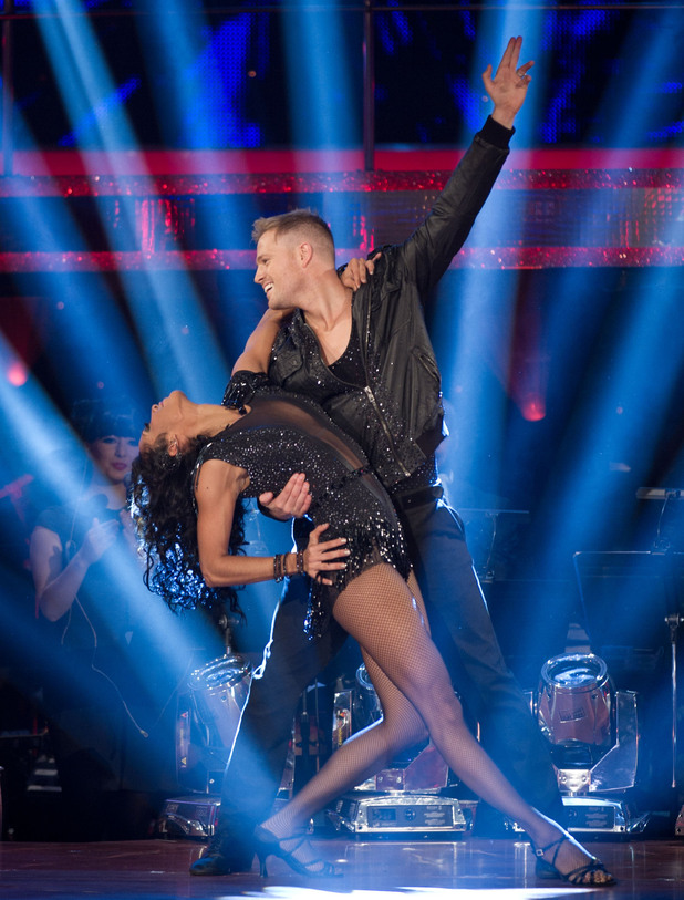 Strictly Come Dancing Week 2: Nicky and Karen