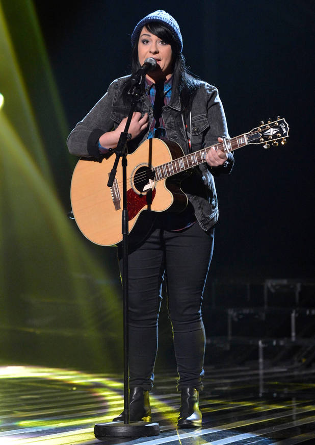 The X Factor Live Show 2: Lucy Spraggan