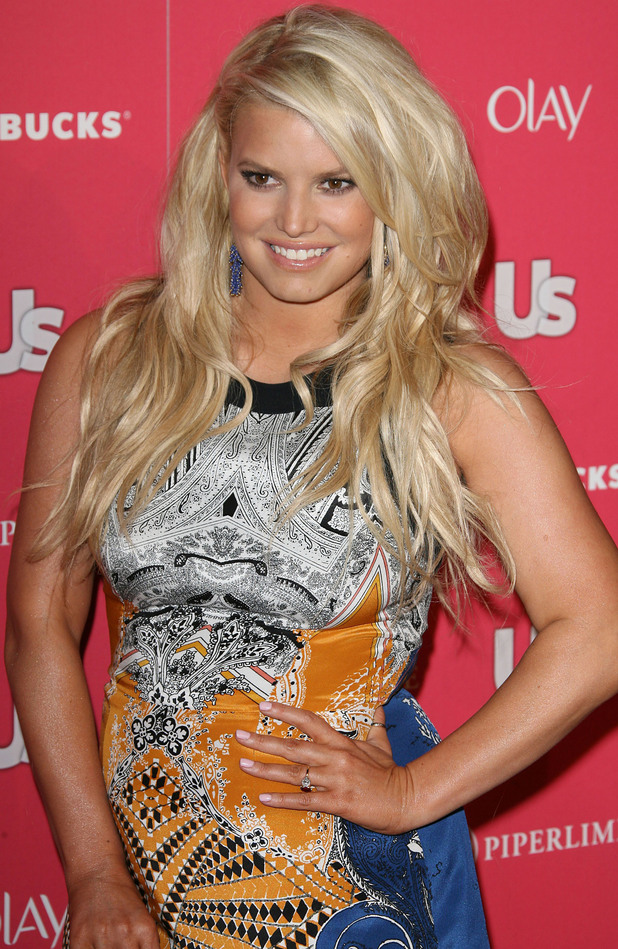 Jessica Simpson US Weekly Annual Hot Hollywood Style Issue Event held at Eden - Arrivals Hollywood, California