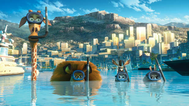 Alex the Lion, Marty the Zebra, Gloria the Hippo, and Melman the Giraffe are still fighting to get home to their beloved Big Apple and of course, King Julien, Maurice and the Penguins are all along for the comedic adventure, too.