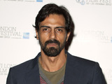 Arjun Rampal pictured at a photocell for Chakravyah, held in the Empire Leicester Square as part of the BFI London Film Festival 2012.