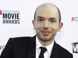 Paul Scheer, left, and Rob Huebel arrive at the 17th Annual Critics' Choice Movie Awards on Thursday, Jan. 12, 2012 in Los Angeles.