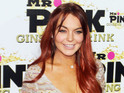 Lindsay Lohan is reportedly invited to join the band by member Max George.