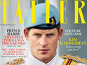 The royal is dubbed 'Dirty Harry' on the British magazine's November cover.