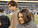 Mila Kunis, Ashton Kutcher, Little Mix and more in today's celebrity pictures.