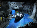 Lego replica of Batman's lair took 800 hours over twelve weeks to build.