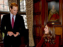 Kate Middleton and Prince William's first UK official engagement since scandal.