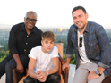 will.i.am, Nick Jonas, Marc Anthony open up about X Factor USA experiences.