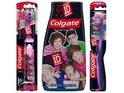 The boyband are to release oral care merchandise.