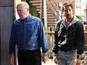AJ Ahmed seeks an opportunity from Phil Mitchell in EastEnders tonight.