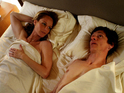 John Hawkes and Helen Hunt lead the cast of this very different kind of sex comedy.