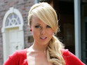 Digital Spy chats to Hollyoaks actress Jorgie Porter.