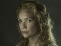 Laurie Holden says there's only one character who is safe from death.