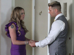 EastEnders, Christian and Roxy, Fri 19 Oct 2012