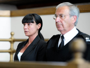 Chas Dingle in court in Emmerdale