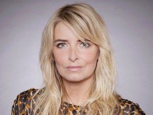 Emma Atkins as Charity Sharma in Emmerdale