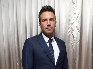 Ben Affleck, Argo after party, London, 17.10.12