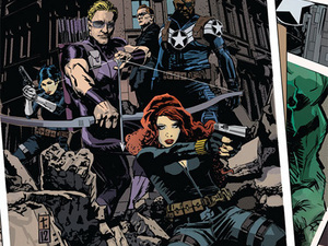 Marvel NO! Secret Avengers #1