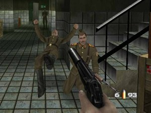 GoldenEye N64 game
