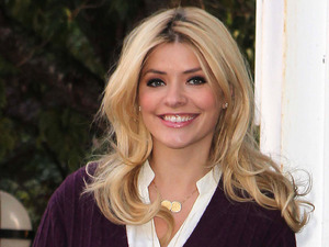 Holly Willoughby arrives at Riverside Studios, London, 17 Oct 2012