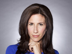 Gaynor Faye as Megan Macey in Emmerdale
