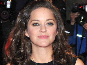 Marion Cotillard arriving at the screening of &#39;Rust and Bone&#39; at Odeon West End as part of the 56th BFI London Film Festival