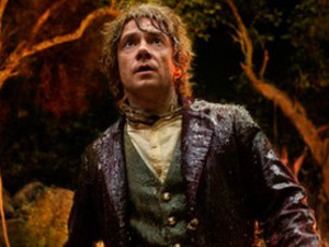 Martin Freeman as Bilbo Baggins in &#39;The Hobbit: An Unexpected Journey&#39;