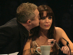 Louis Walsh, Dannii Minogue, X Factor 2008