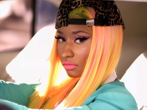 Nicki Minaj in 'The Boys' music video.