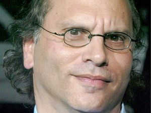 'Friday Night Lights' author Buzz Bissinger at the film adaptions premiere in Los Angeles, 06/10/2004