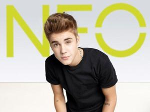 Justin Bieber poses as global style icon for Adidas's NEO label