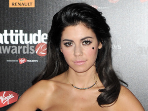 Marina Diamandis at the Attitude Magazine Awards 2012 (16/10/12)