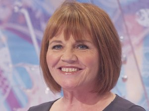 Lesley Dunlop on 'Loose Women'