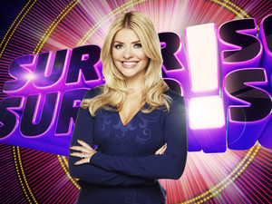 Holly Willoughby, Surprise, Surprise, ITV1, Sun 21 Oct 2012