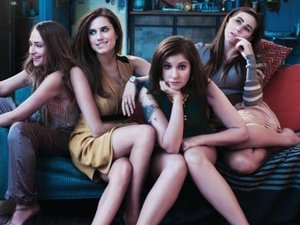 A poster for HBO's 'Girls'