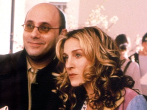 Willie Garson, Sarah Jessica Parker in 'Sex and The City'