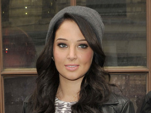miss mode: Tulisa'X Factor' finalists outside the BBC Radio 1 studiosLondon, England - 02.10.12 Mandatory Credit: Stuart Castle / WENN.com