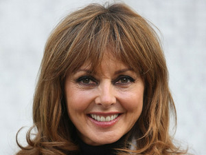 Carol Vorderman at the ITV studios London, England - 04.10.12 Mandatory Credit: WENN.com
