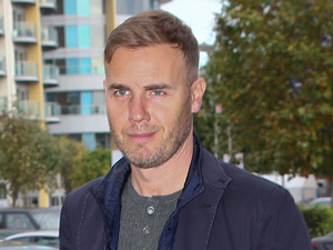 Gary Barlow arrives at 'The X Factor' rehearsal studios London, England - 15.10.12 Mandatory Credit: WENN.com