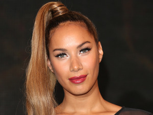 miss mode: Leona Lewis signs copies of her album &#39;Glassheart&#39; at HMV Oxford Street