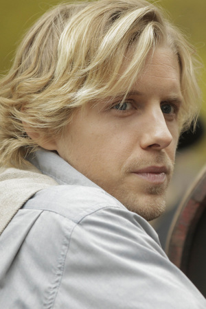 Hatfields & McCoys: Matt Barr as Johnse Hatfield