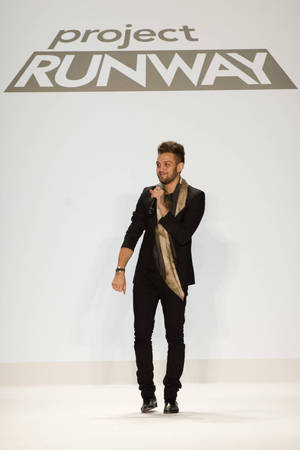 Project Runway season 10 finale: Christopher Palu