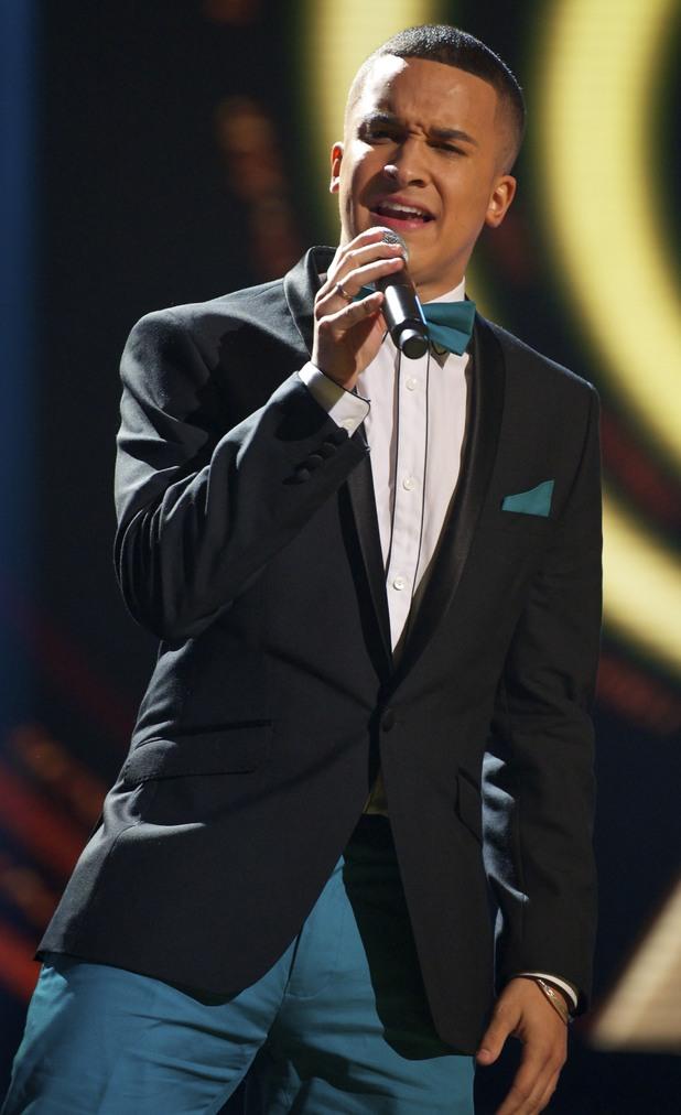 The X Factor Week 3: Jahmene