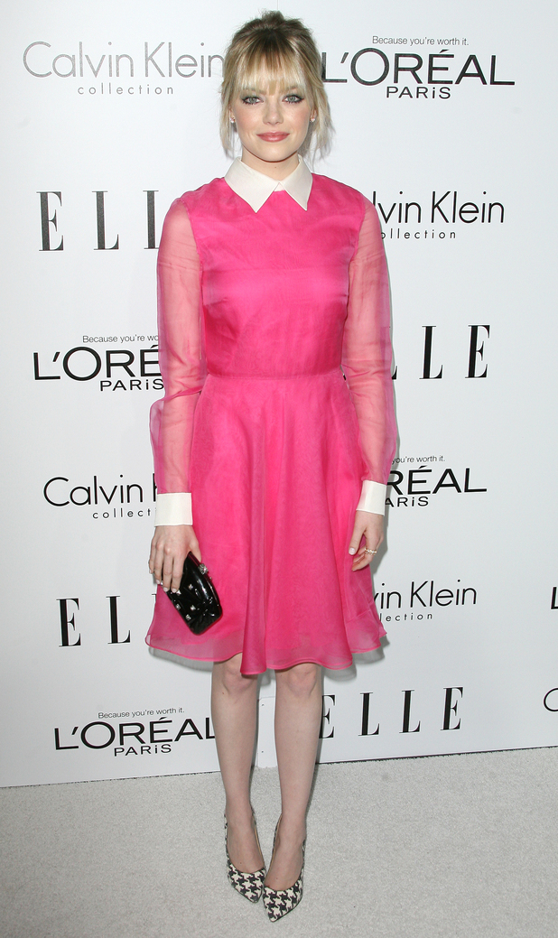Emma StoneELLE's 19th Annual Women in Hollywood Celebration held at Four Seasons Hotel