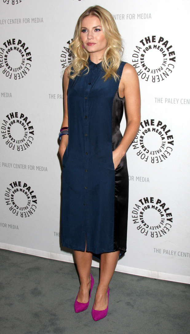 Elisha Cuthbert The Paley Center for Media Presents An Evening with 'Happy Endings' and 'Don't Trust The B---- In Apartment 23' at The Paley Center for Media Beverly Hills, California